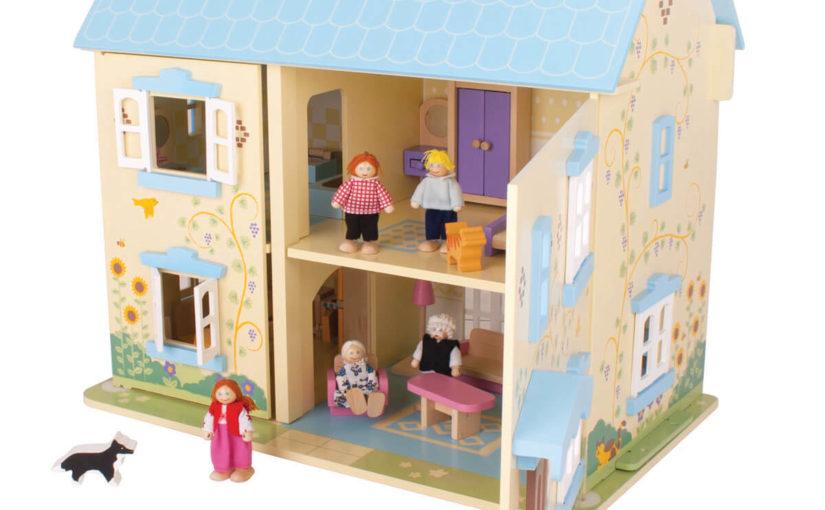 domek-dla-lalek-rodzina-drewniany-retro-bigjigs-szczecin